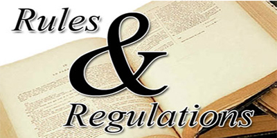 Doctrine, Rules & Regulations